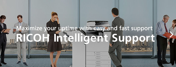 RICOH Intelligent Support